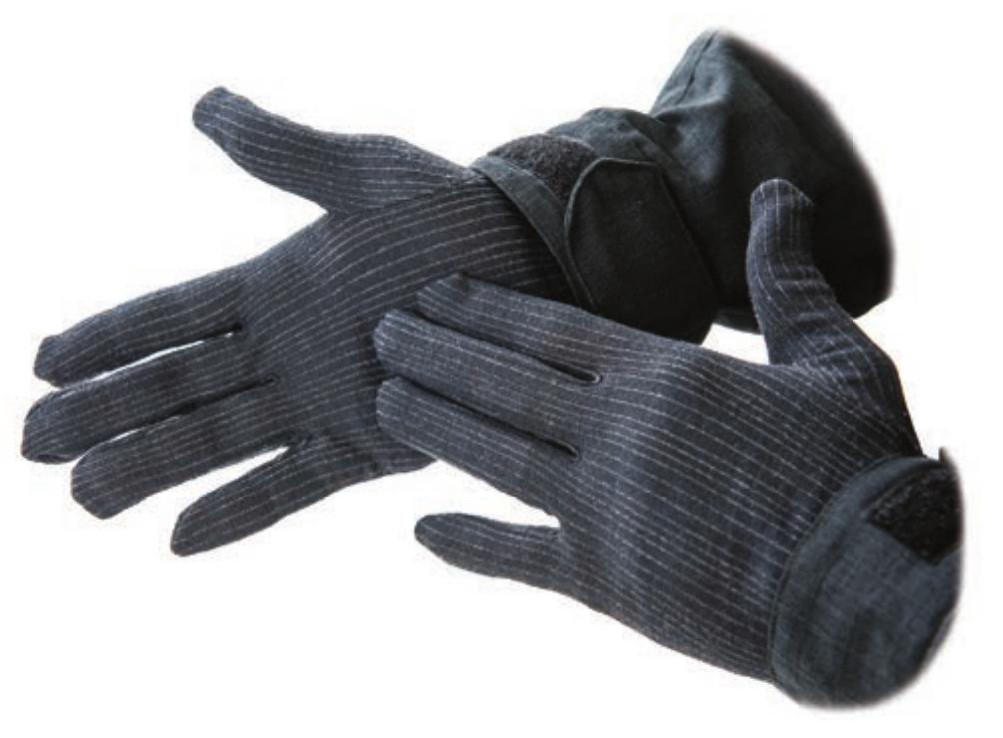 black A+Panther Liner Gloves arc flash