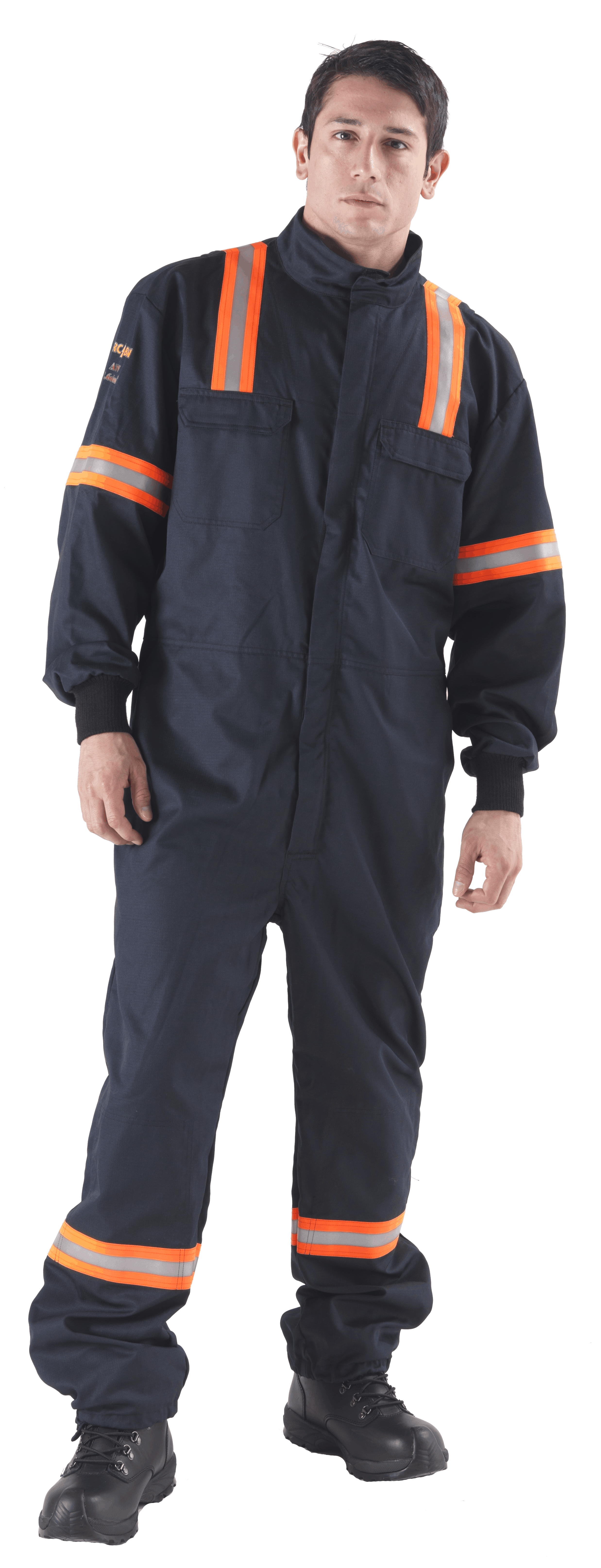 ArcBan® Nordic Deluxe Nomex Coverall front