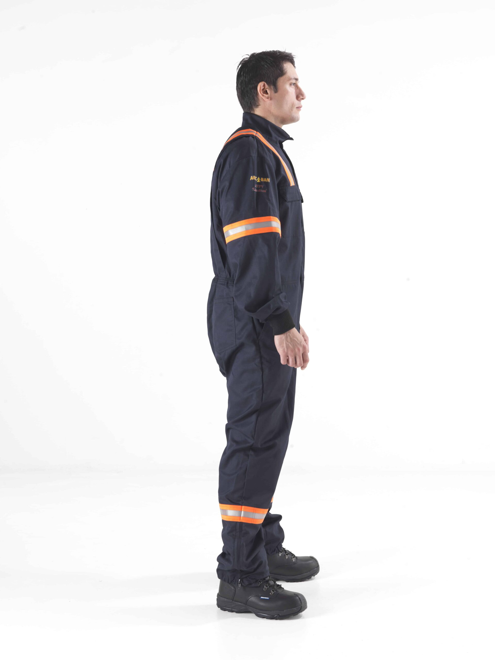 ArcBan® Nordic Deluxe Nomex Coverall right side