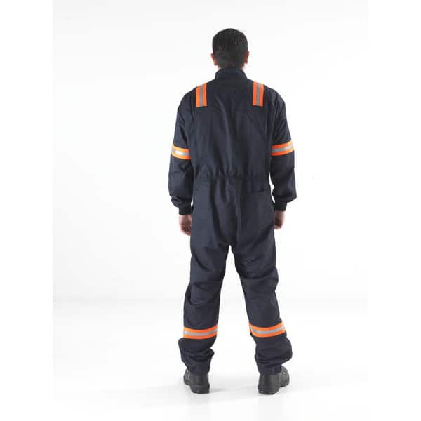 ArcBan® Nordic Deluxe Nomex Coverall back