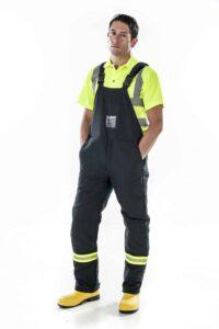 ArcBan® 2 Layer Bib Trouser front view