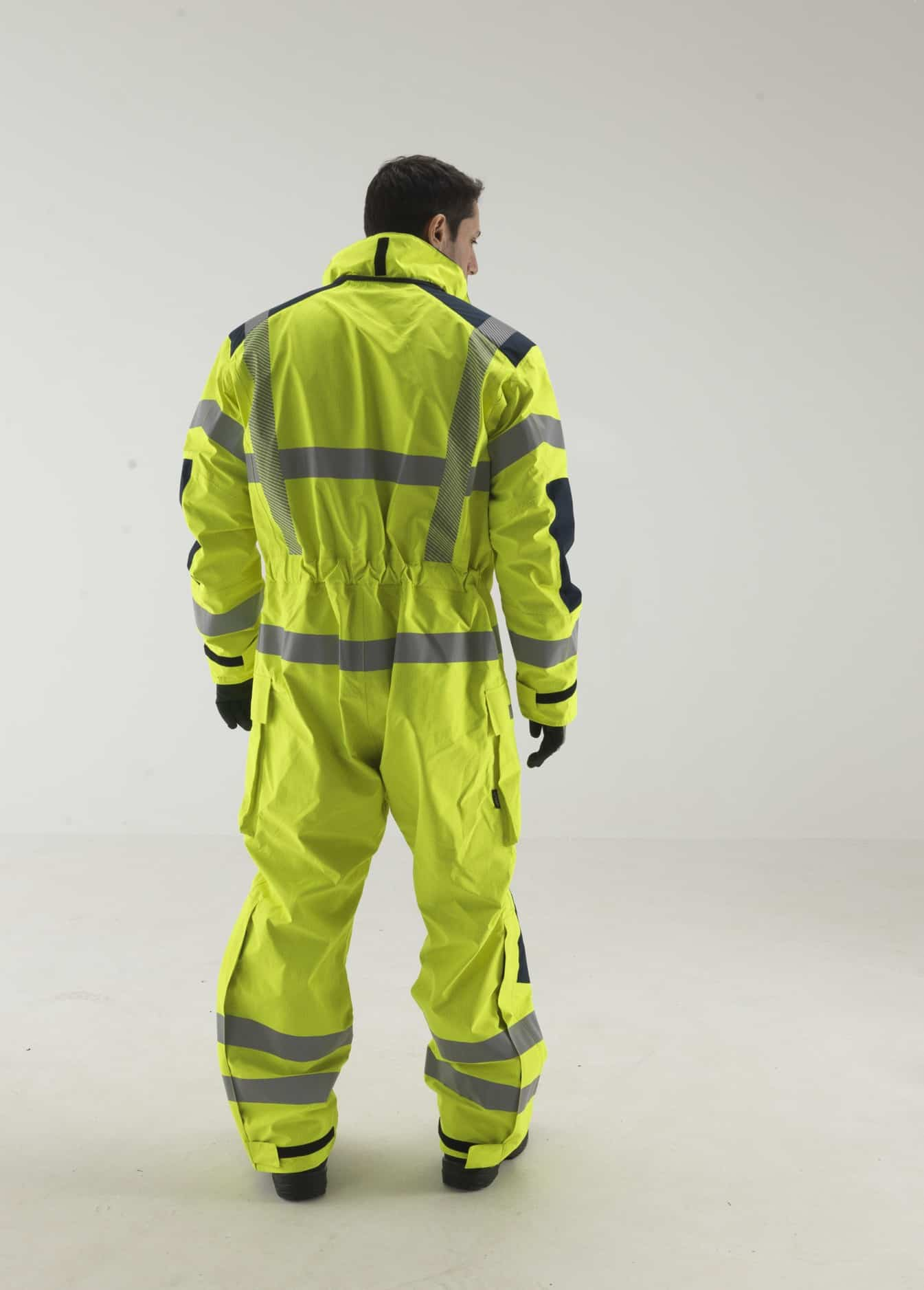FK28 PYRAD Coverall back view