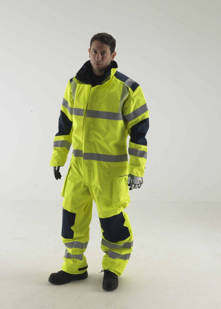 FK28 PYRAD Coverall front view