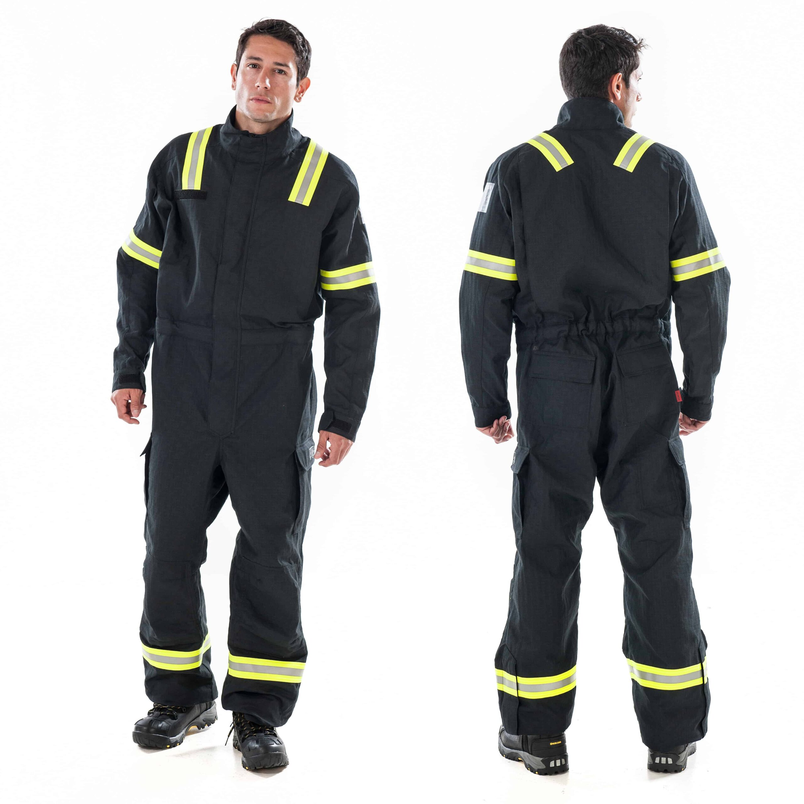 ArcBan® E+Arc Coverall front & back