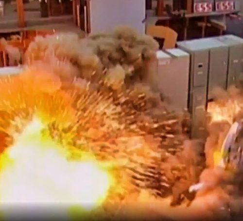Arc Blast Electrical Energy