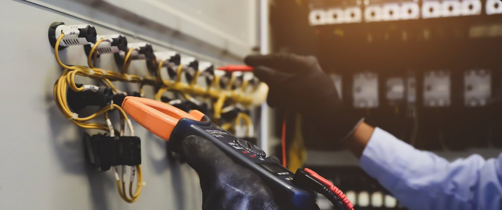 Testing wiring and fuses for arc flash protection
