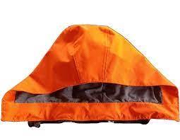 FK25 hi vis orange hood